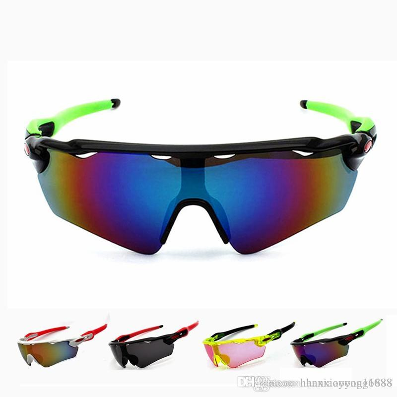 Unisex Cycling Sunglasses Outdoor Sprot Biking MTB Mountain Bicycle Glasses Motorcycle Fish Sunglasses Cycling Eye sport sunglasses