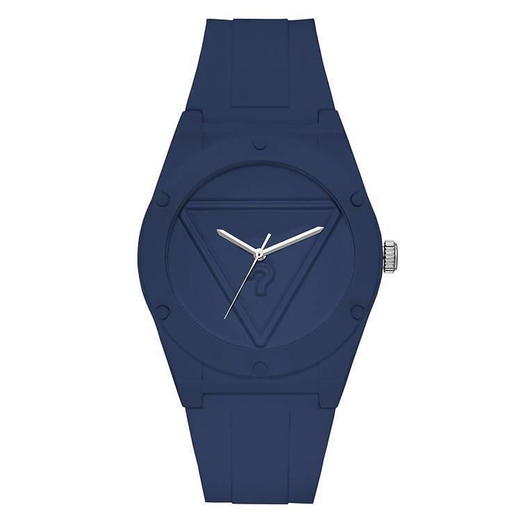 Orologio da polso al quarzo di marca donna Ragazza con cinturino in silicone a quadrante triangolare con quadrante triangolare. Orologi GS20