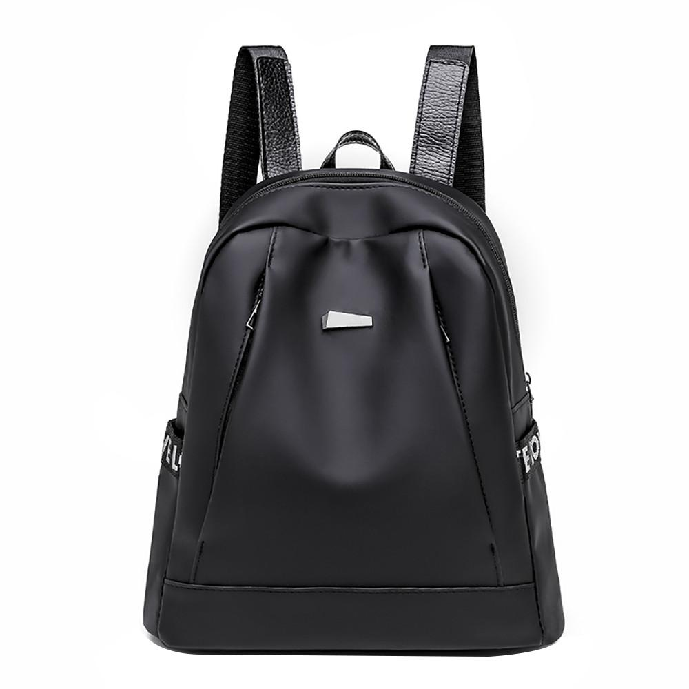 ffc5d195681 PU Leather Women Backpack High Quality Rucksack Tote Black Classic School  Bags For Teenager Girls Casual Women Backpacks Gift-30
