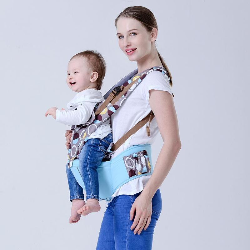 f32b4a50fd9 2019 0 30M Infant Baby Carrier Newborn Cradle Kids Sling Wrap Pouch Bag Baby  Kangaroo New Breathable Adjustable Front Back Rider Back From Newyearable