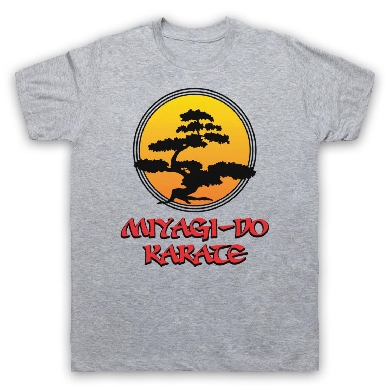 Großhandel Herr Miyagi Tun Logo Karate Kid Unofficial Bonsai Baum T