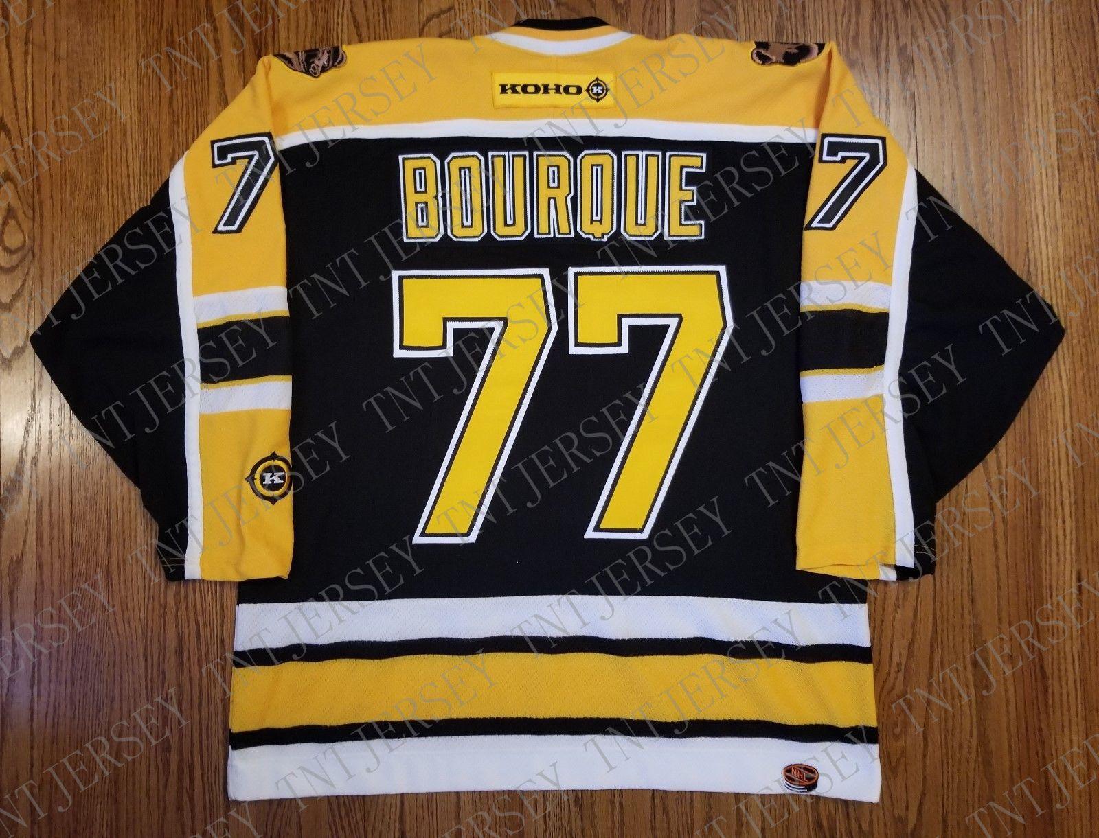 8e031496 2019 Cheap Custom Ray Bourque Vintage Koho Boston Bruins Jersey Black  Stitched Retro Hockey Jersey XS 5XL From Tntjersey, $30.46   DHgate.Com