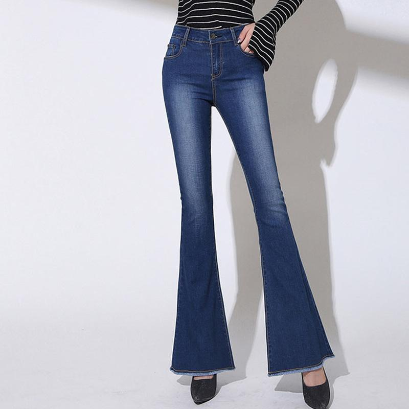 958abadf4f8 2019 Jeans For Women 90s Vintage Black High Waist Jeans Woman High Elastic  Plus Size Stretch Female Washed Denim Skinny Pants From Vikey08