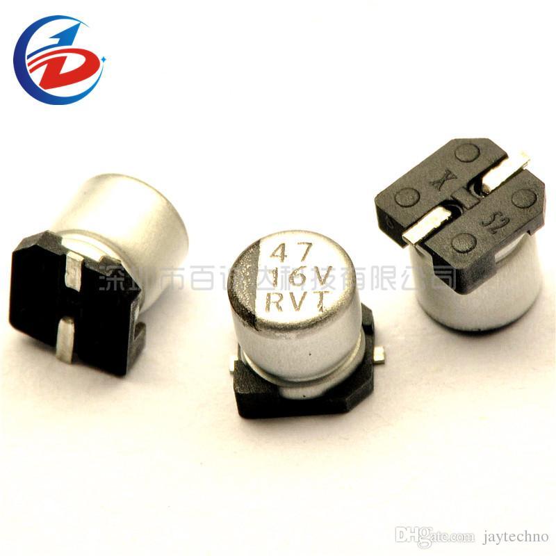 5x 47uf 16v Elna condensateur électrolytique radial en aluminium