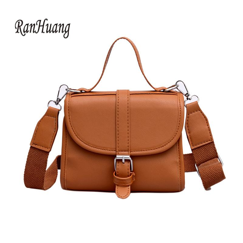 Mini Leder Handtaschen Ranhuang Großhandel Umhängetaschen Pu Frauen qHgA6gExZw