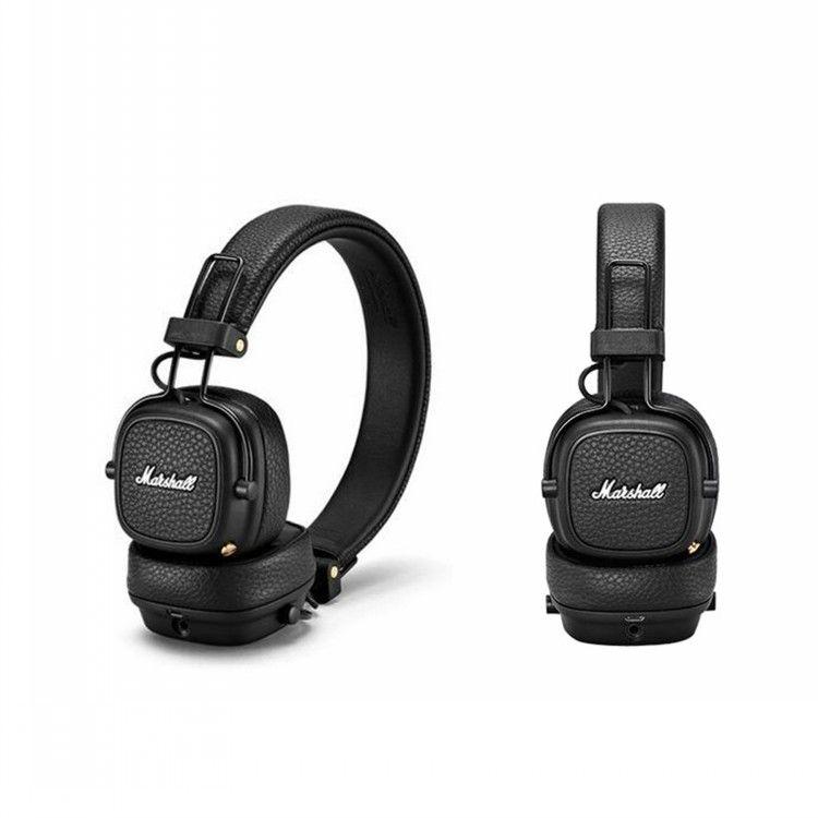 Acquista Marshall Major III 3.0 Cuffie Bluetooth Con Microfono Deep Bass Hi  Fi Cuffie DJ Wireless Major 3 Professional Iphone X. A  49.95 Dal  Dhgate factory ... dc3e0b9b1129