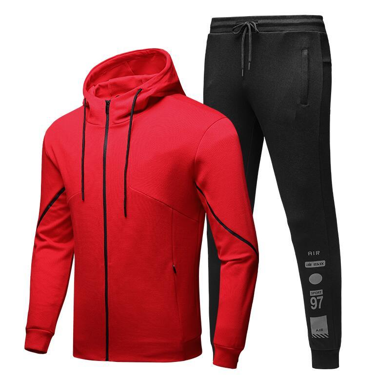 2020 New Air Mens Designer Tracksuits Newest Brand Tracksuits For Mens Sportsuits With Embroidery Letters Luxury Spring Suits L-4XL Optional