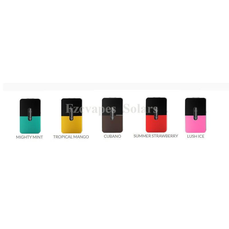 5 Flavors Myle Pod Cartridges Disposable 0.9ml Ceramic Coil Vape Cartridge Clone for Myle ND Starter Kit