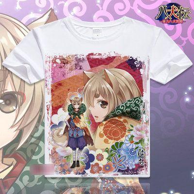 a21a5e38 Xhilaration T Shirt The Hakkenden Short Sleeve Tees Find Out Cartoon ...