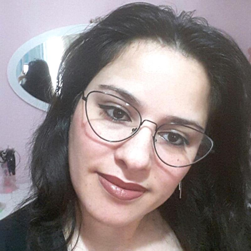 c298117860c Trendy Clear Lens Cat Eye Glasses Women 2019 Vintage Metal Spectacle ...