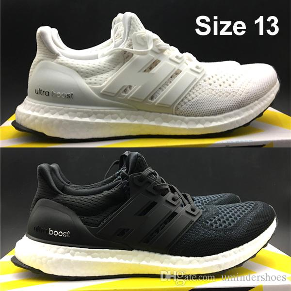 UltraBOOST by Running at DHgate 2019 Ultra Boosts Shoes product size 13 Men Women Sneakers of your choice White Black Multi Color Trainer