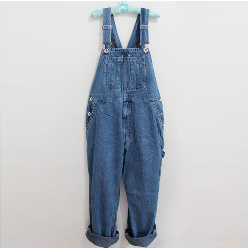 cb6983b3cba1 2019 Best Selling Men'S Large Size Overalls Large Size Denim Overalls  Fashion Pocket Jumpsuit 2019 New From Tuhua, $59.22   DHgate.Com