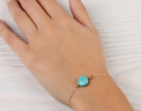 FLTMRH Pearl bracele Summer bracelets & bangles Gold simple bracelet For feminino wedding bracelet Bridesmaid gifts