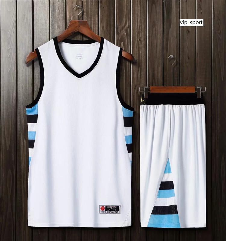 Online Cheap Basketball Jersey Sets For Men Good Quality New Style 14 Cheap