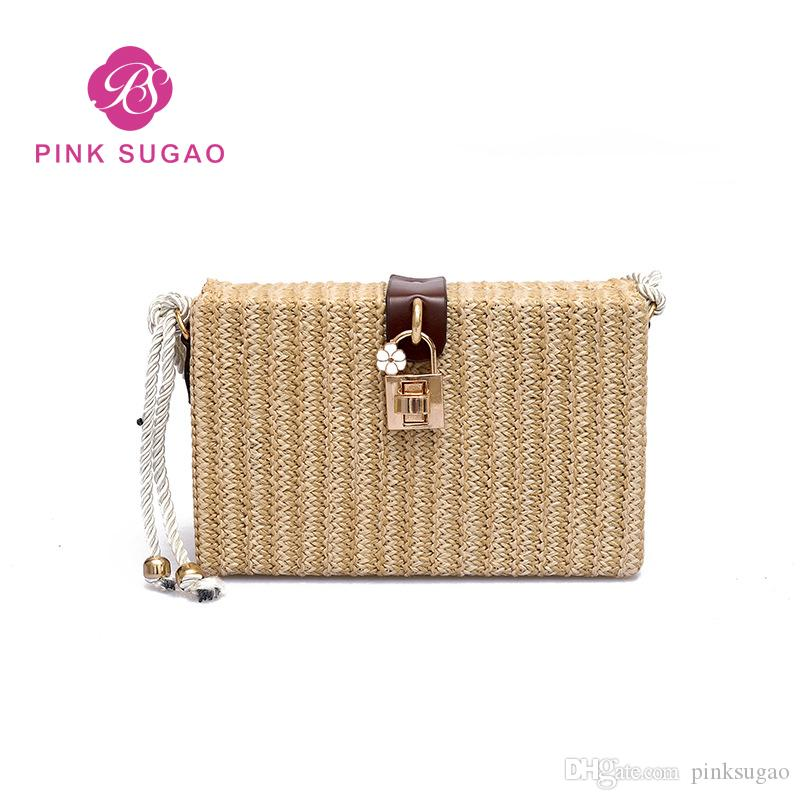 a82ddd770d Pink Sugao Designer Bags Bucket Handbags Purses Designer Chain Bag ...