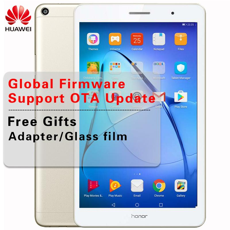 Global ROM HUAWEI MediaPad T3 Honor Play Tablet 2 8 inch LTE Snapdragon 425  Quad Core 10 Points Touch Android 7 0 PC 5 0MP