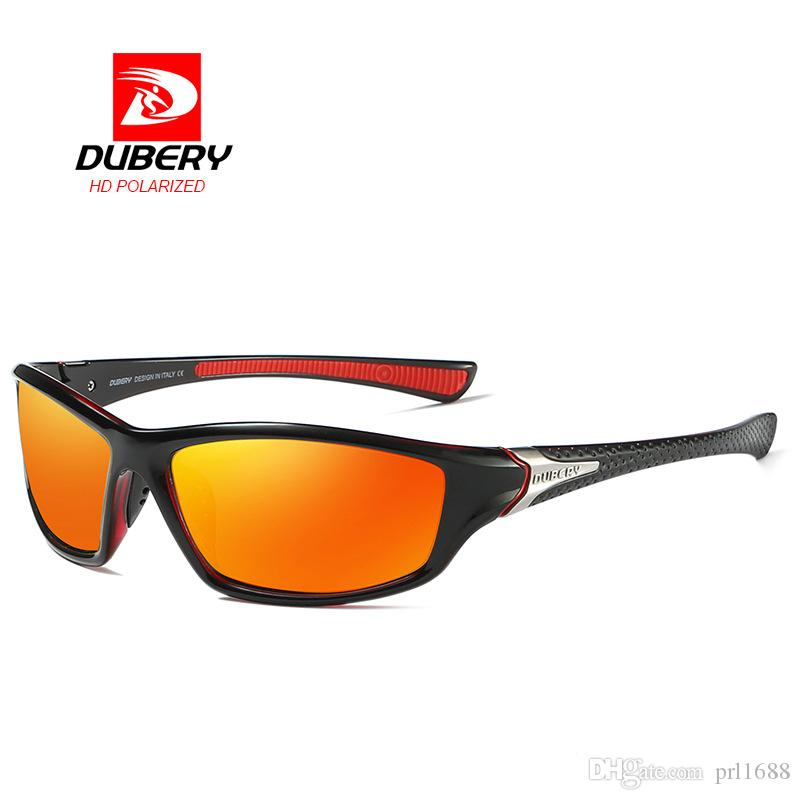 85aca536521 DUBERY Polarized Lens Pilot Sunglasses For Men Brand Designer New European  American Fashion Classics Women Sports Sun Glasses Polarized Sunglasses ...