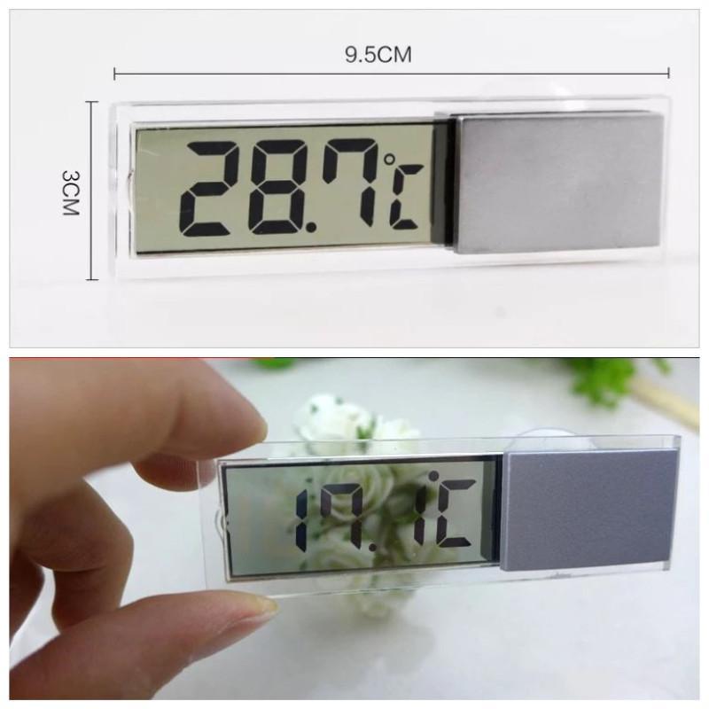 f3da967ef2b2 Compre Nuevo 2 En 1 Coche Auto Termómetro Reloj Calendario Pantalla LCD Para  Insight Odyssey Passport Pilot Prelude Wagovan A  32.99 Del Nqingfeng