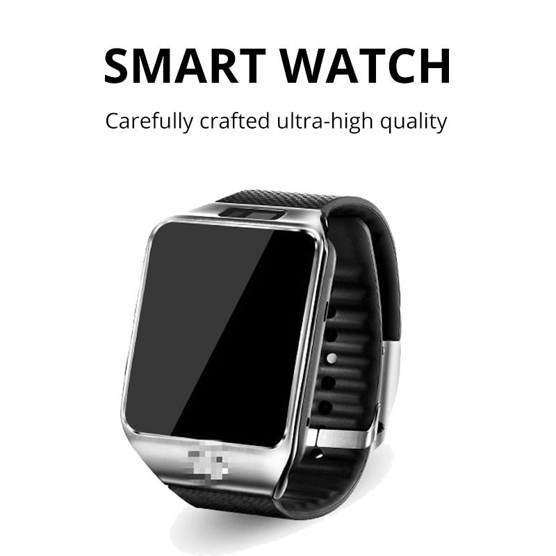 Men's Watches Dz09 New Smartwatch Intelligent Digital Sport Gold Smart Watch Dz09 Pedometer For Phone Android Wrist Watch Men Womens Watch Digital Watches
