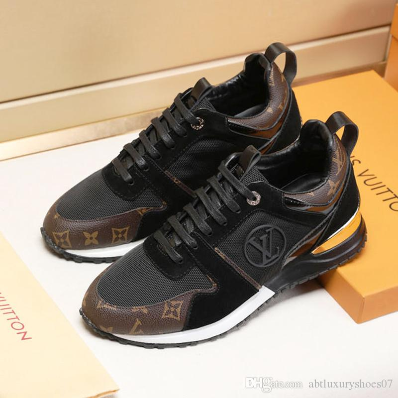 264ad1835cd2 Herrenschuhe Run Away Sneaker Fashion mit Original Box Stiefeletten Hot  Fashion Stiefeletten Chaussures pour hommes mit Origin Box M # 71