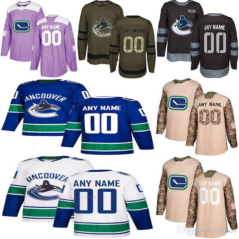 f8ba4515e67 2019 2019 New Vancouver Canucks Hockey Jerseys Multiple Styles Mens ...