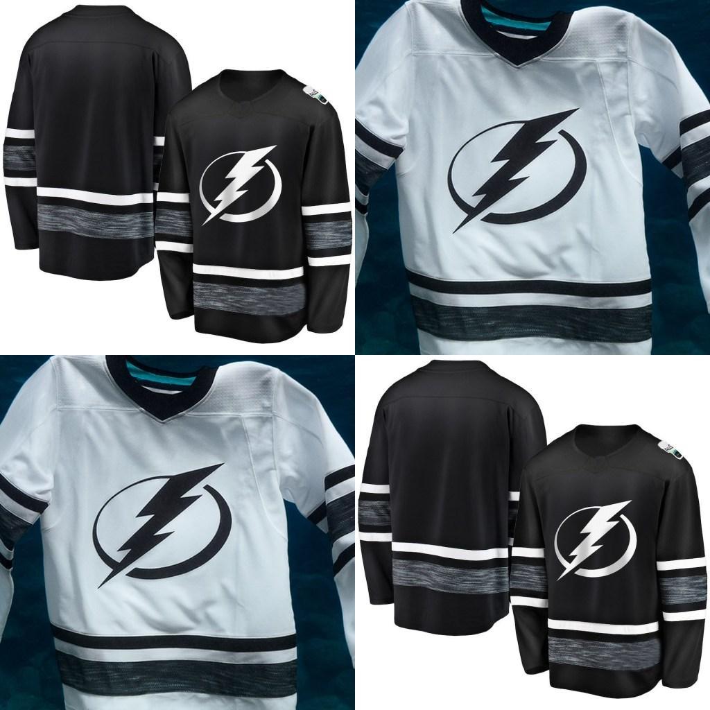 2019 2019 All Star Men Women Youth Tampa Bay Lightning 86 Nikita Kucherov  88 Andrei Vasilevskiy 91 Steven Stamkos 77 Victor Hedman Hockey Jersey From  ... f7857038d