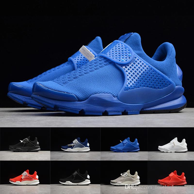 newest e4d00 3a886 2019 New Presto Fragment X Sock Dart SP Mens Running Shoes High Quality  Luxury Designer Women Trainers Sports Sneakers Boots Size 36-45