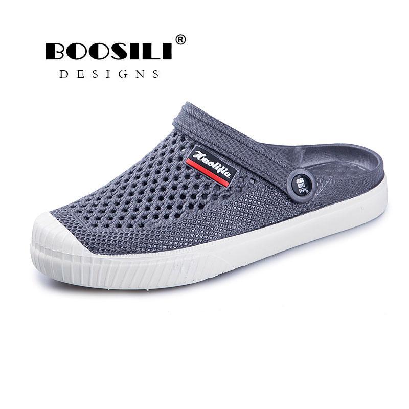 Zapatos La Hombres 2019 Del Amante De Sapato Banda Impuestos 6 Libres Feminino Verano Sandalias Playa Agua Marca Colores Cocodrilo Zancos mNwy0OPv8n