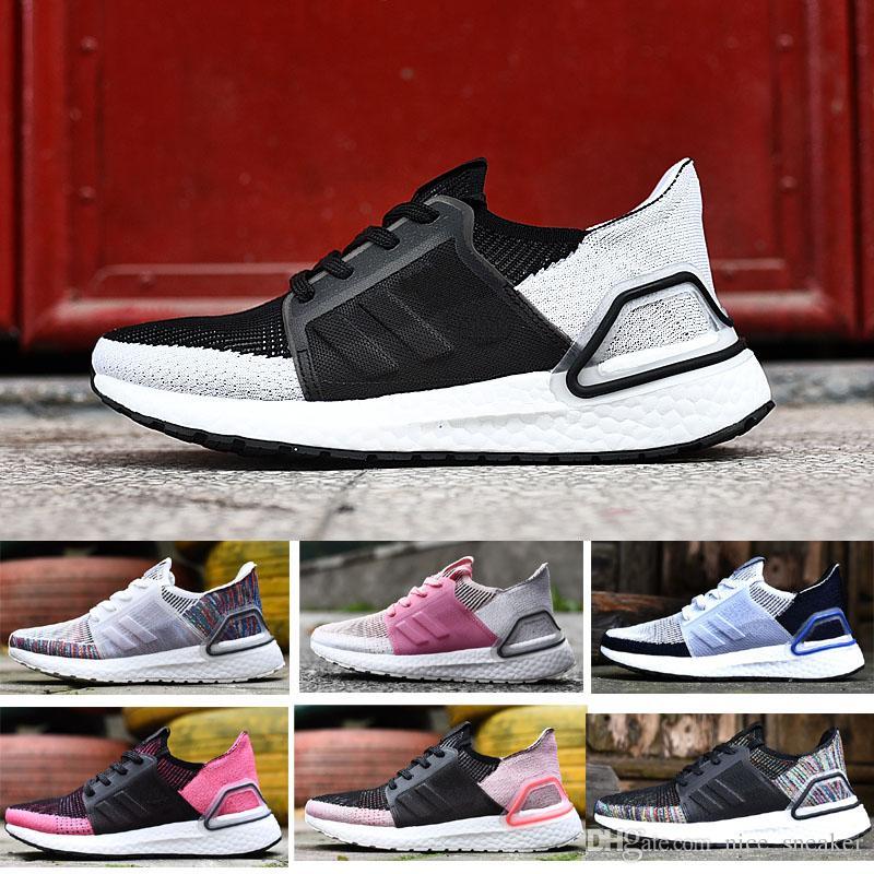 167c554915b62 2019 Ultraboost 5.0 Ultra Boost 19 Sneaker MEN S   Women S Running Sport  Shoes Girls Running Shoes Hoka Running Shoes From Nice sneaker