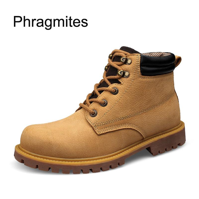 8607815851c96 Compre Phragmites Otoño Martin Botas Marrones Botas Para El Desierto Al  Aire Libre Vestido De Dedo Gordo Del Pie Botas De Todo Fósforo Venta Zapatos  De ...