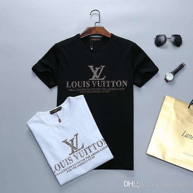 340c025150a 2019 New Design Casual T Shirt Men'S Wear Designer T Shirt Fashion Brand  Men'S Short Sleeve T Shirt S 3xl R05 Comical T Shirts T Shirt With From  Zhuo6682, ...