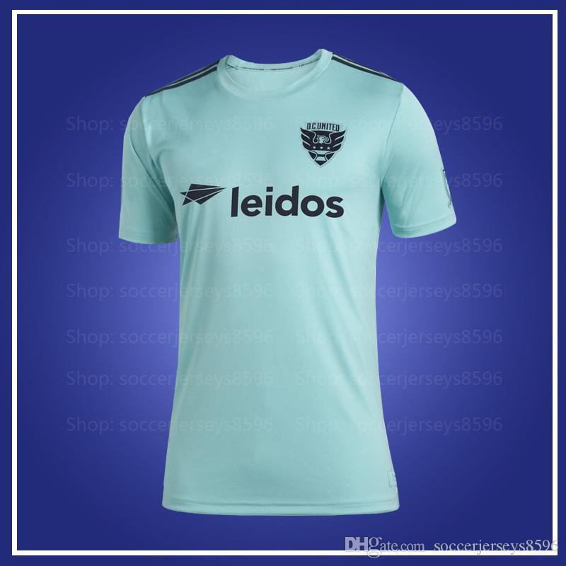 ce1a89500 2019 MLS DC United 2019 Parley Jersey 2019 2020 Parley DC United Women  Soccer Jersey 19 20 MLS DC United Men Parley Jerseys XXS 4XL From  Soccerjerseys8596