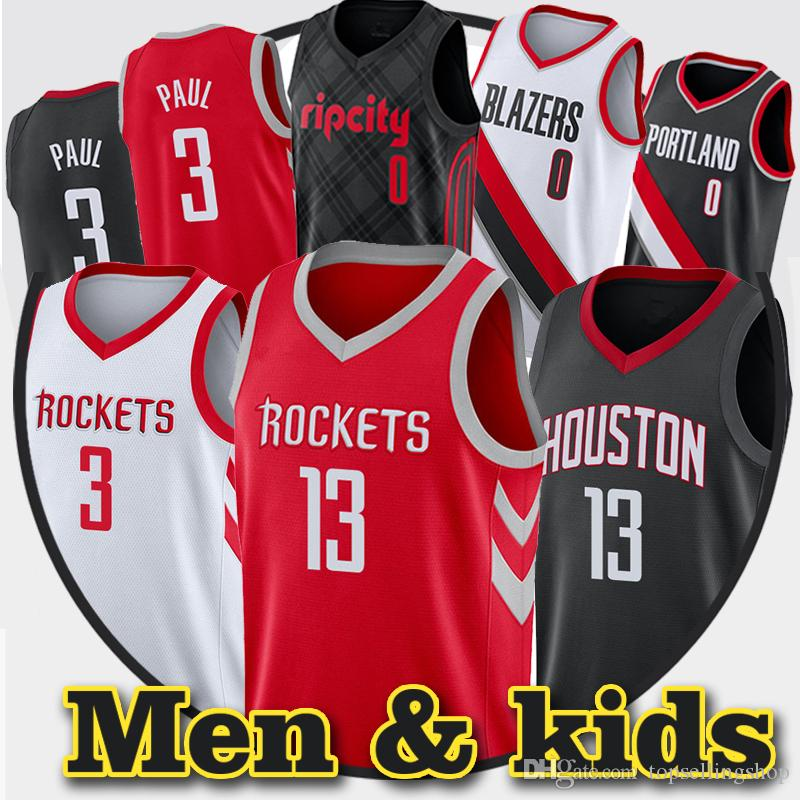 hot sale online 86f05 4987c where can i buy damian lillard rip city jersey youth 69ac0 7d6bb