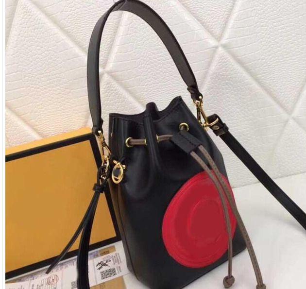 f12bf6c380 Brand Designer Bags Model Women Luxury Handbag FF Pattern Purse Bucket  Woman Bags Fashion Tote Bucket Purse Latest Handbags For Girls Cute Purses  For Kids ...