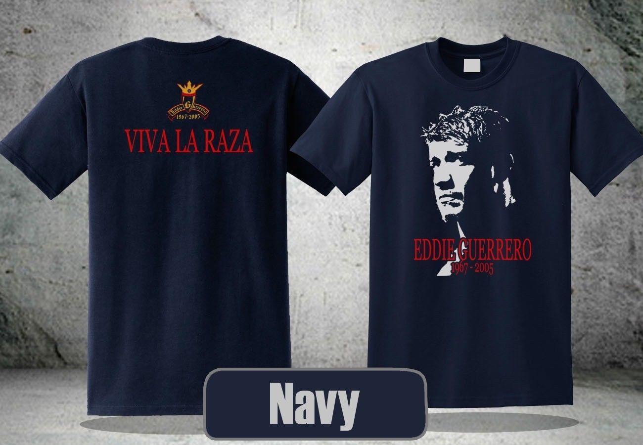 Cool T 2 Eddie Guerrero New Ispirato Colour Tee Acquista Shirt Rj3AL4q5
