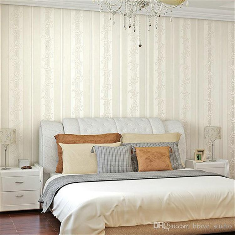 schöne 3d 4d amerikanischen stil schlafzimmer tapete dekoration wohnzimmer  moderne 3d tapete europäische wandpapierrolle