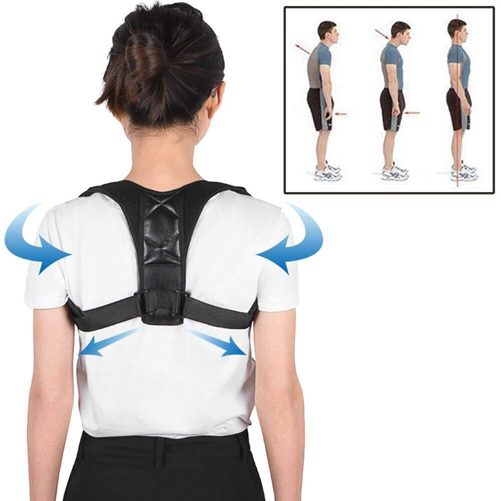edc9a6221f 2019 Women Posture Corrector Bra Chest Brace Up Prevent Humpback Back  Shoulder Support Waist Trainer Men Shaper Thong Bodysuit From Chivalife