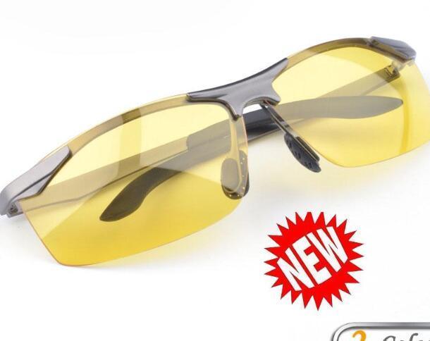 38c1aa814bd38 Compre Polarizada Polariod Amarelo Noite Óculos De Condução Marca Pontos  Olho Óculos Lentes Óculos De Sol Oculos Culos De Sol Occhiali Z741A De  Duodeis