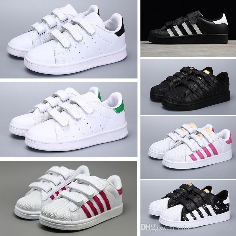 Acheter Adidas Superstar 2018 Originals Enfants