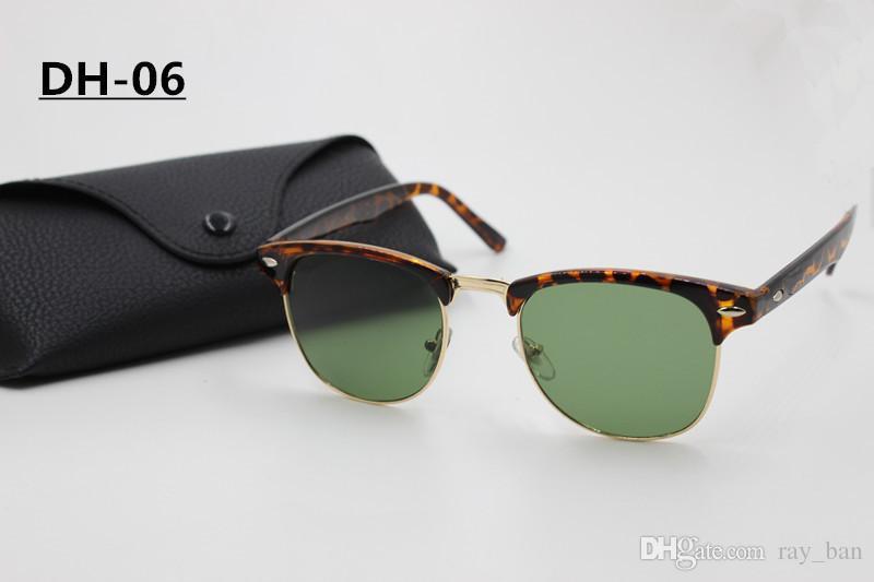 4fc5c966cf Compre 2018 Nuevo Vintage 3016 Gafas De Sol De Aviador Piloto RAYS ...
