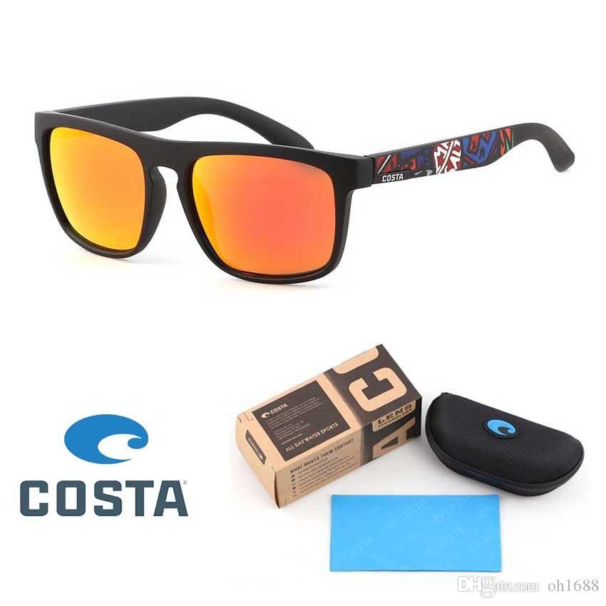 Costa Sun Eyeglasses Retail Box Men Brand Tiger Sunglasses Women Outdoor Polarized Cycling With Sunglass Vin Sport Designer Glasses Newest IbeWD92HYE