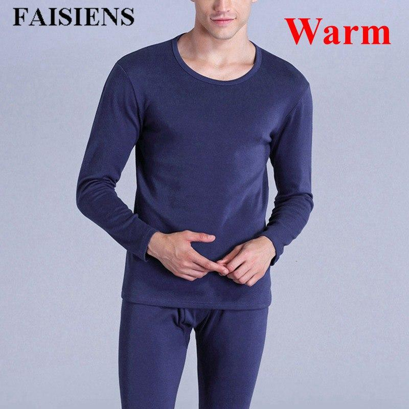 327191a318c 2019 Plus Size 6XL 7XL Winter Men Thickening Thermal Fleece Long Johns Set  Solid Red Black Man Warm T Shirt + High Waist Pants Sets From Blackbirdd