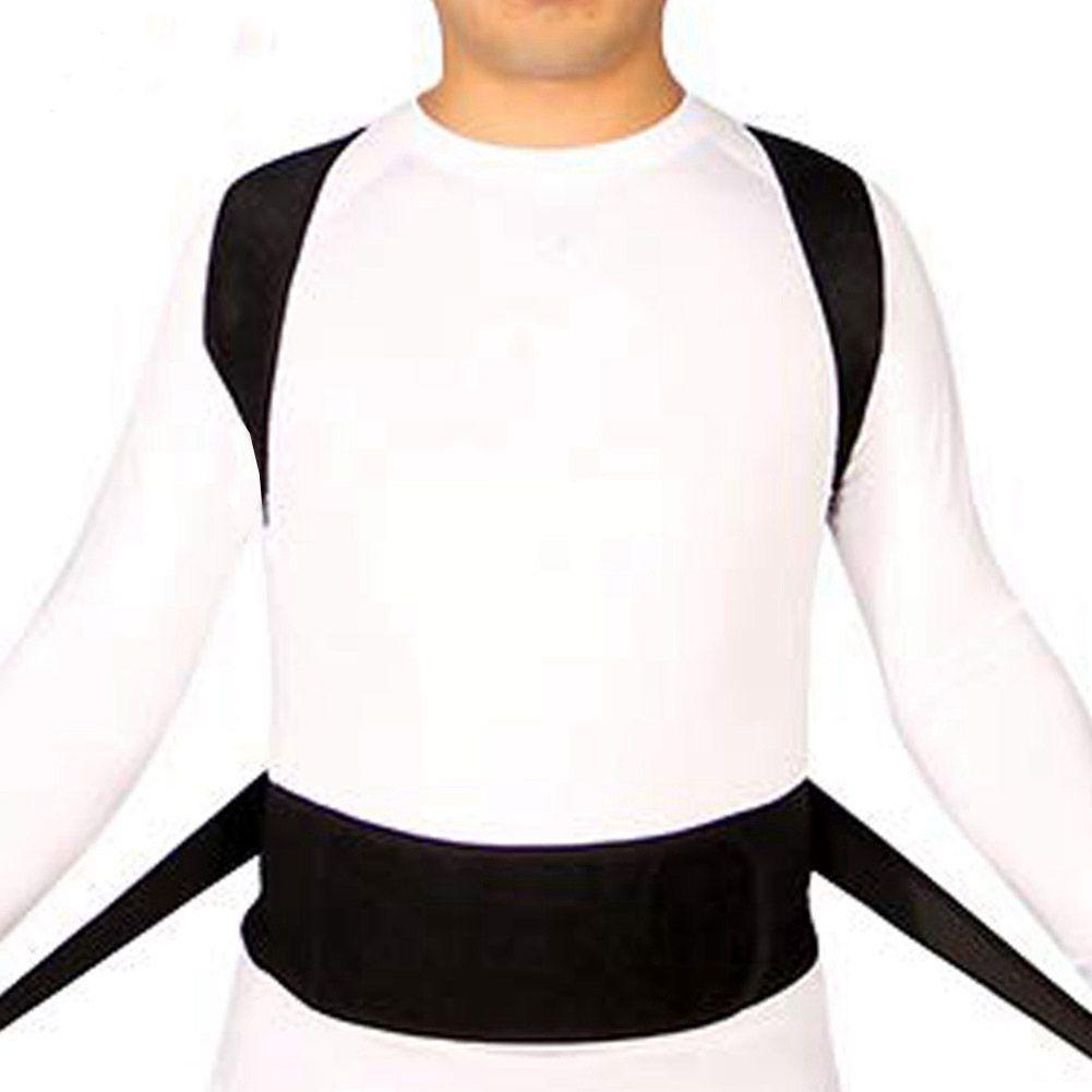 88322146ec 2019 Adult Kids Corrector Posture Body Shaper Back Posture Corrector  Shoulder Support Belt Orthopedic Men Corset Brace Girdle From Xisibeauty