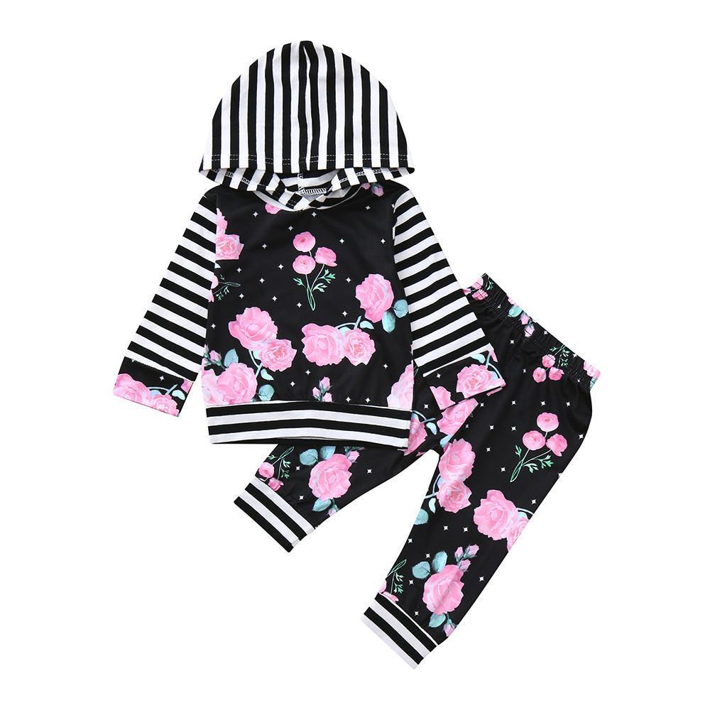 Chennie 2pcs Baby Boy Gentlemen Suit Long Sleeve Bow Tie Shirt+Suspender Pants Outfits 2-6Y