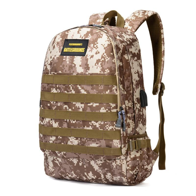 7ada22be88 New Arival PUBG Combat Backpack 100% Reduction High Quality Oxford ...