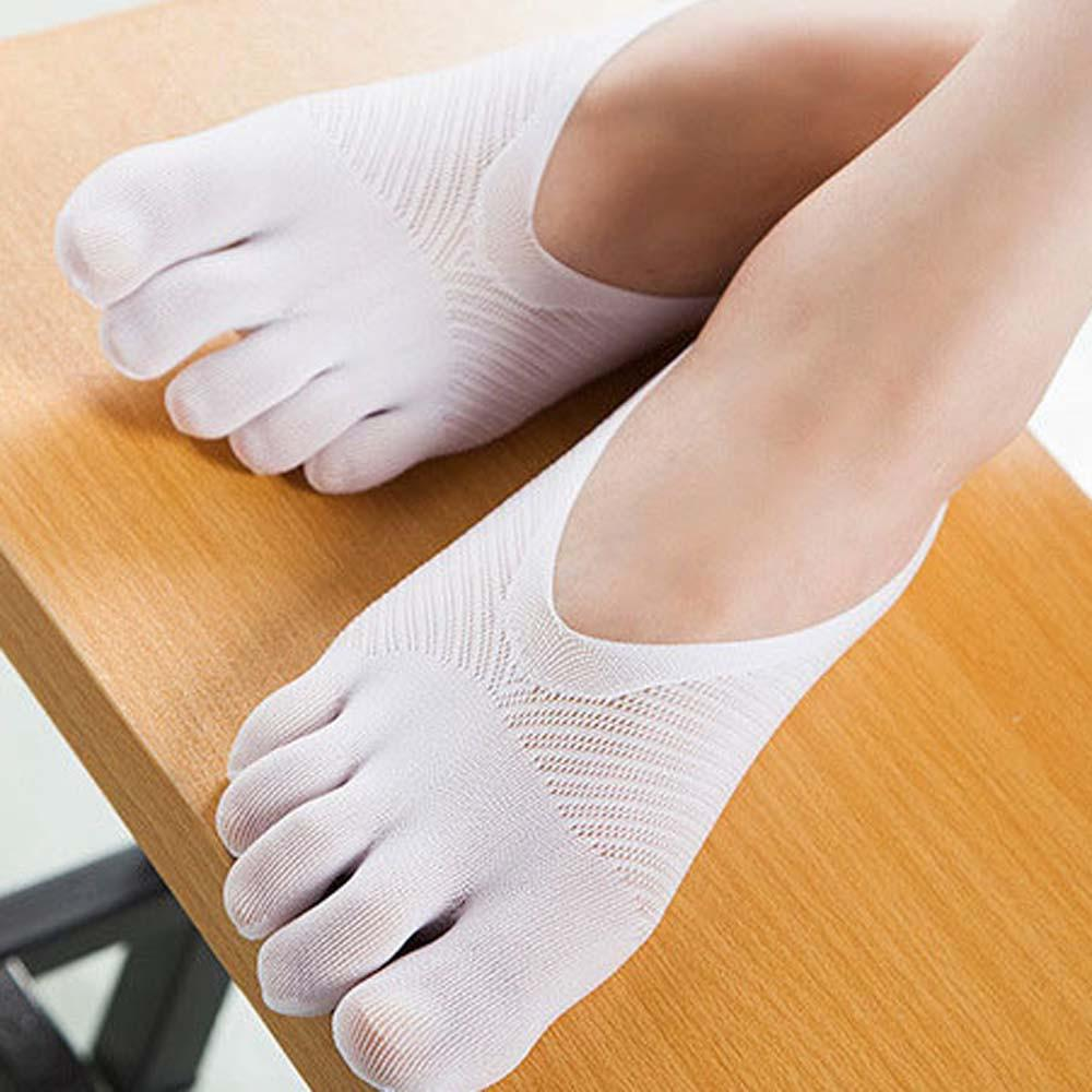 e248614ee14 Moodeosa New Arrival Fashion Summer Five Toe Sock Slippers Invisibility For  Solid Color Socks Five Finger Socks Online with  26.43 Piece on Kaway s  Store ...