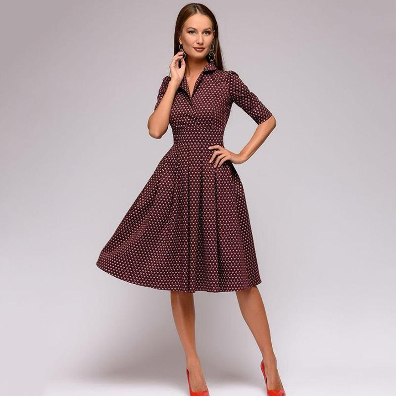 Cheap Laces Office Wear Dresses Best Audrey Hepburn Style Evening Dresses 66fee1f311ec
