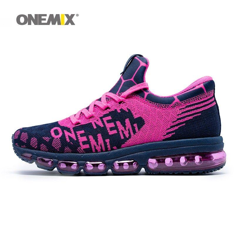 3d035b7b94b10 Compre Zapatillas De Running Para Mujer ONEMIX Zapatillas De Deporte Para  Deporte Al Aire Libre Zapatillas Deportivas Masculinas Zapatos Deportivos  ...