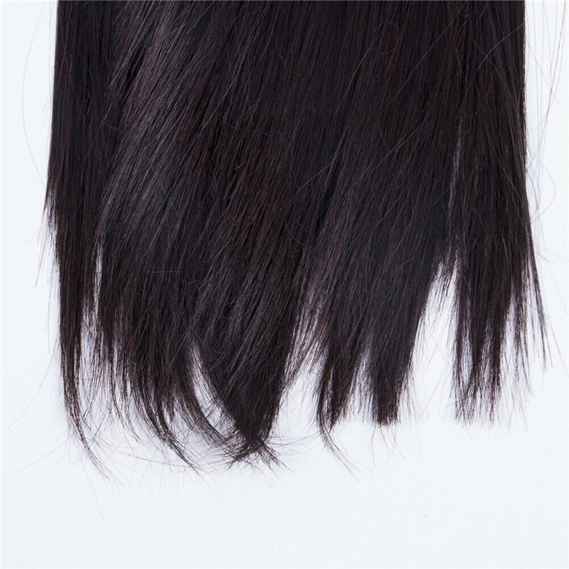 Lady Mode droite perruques femmes Faux cheveux Ponytail Parti Cosplay Costume Party Cheveux ondulés longue perruque cheveux Fournitures Décoration