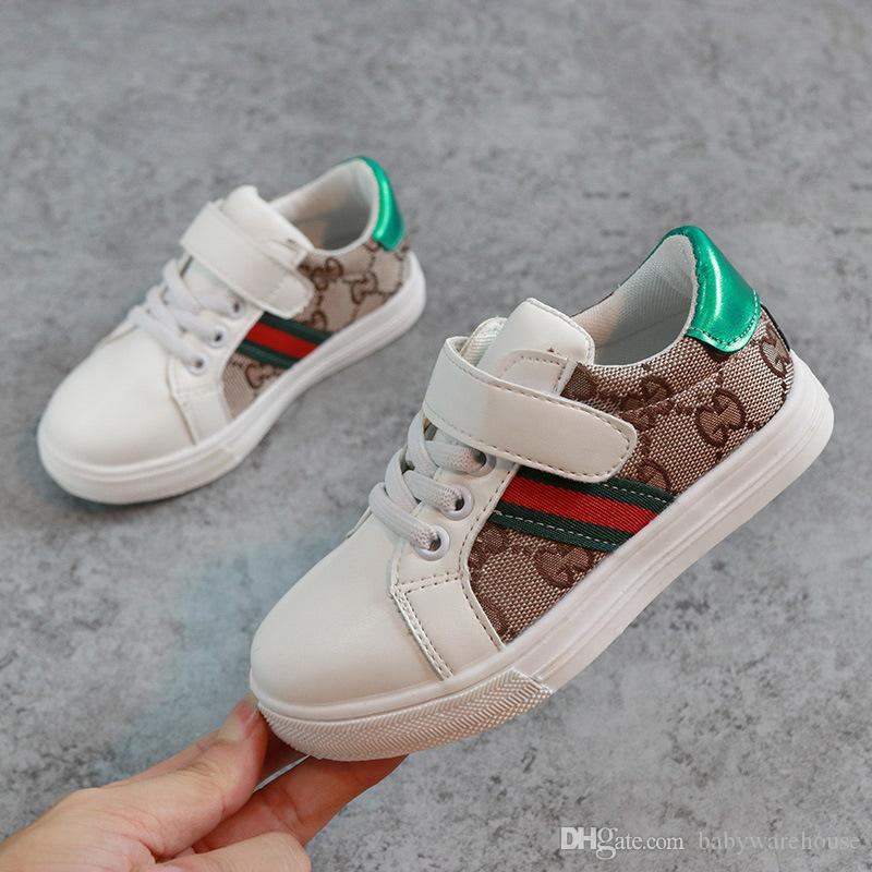 Baby Shoes 2019 Hot Sale Kids Boutique Sneakers Sport Running Shoes High Quality Brand Slip Resistant Children Sneakers Kids Athletic Shoes